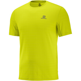 Salomon XA T-shirt Heren, citronell